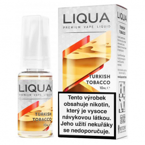 E-liquid LIQUA Elements Turkish Tobacco (Turecký tabák)