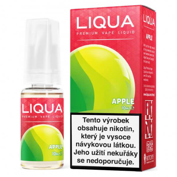 E-liquid LIQUA Elements Jablko