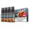 E-liquid LIQUA Mixes Sweet Tobacco (Sladký tabák), 4x10ml