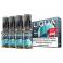 E-liquid LIQUA Mixes Ice Tobacco (ledový tabák), 4x10ml