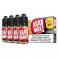 E-liquid Aramax Sahara Tobacco, 4x10ml