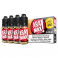 E-liquid Aramax Broskev, 4x10ml