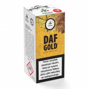E-liquid Dekang DAF Gold