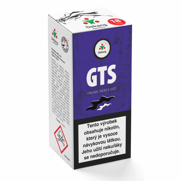 E-liquid Dekang GTS