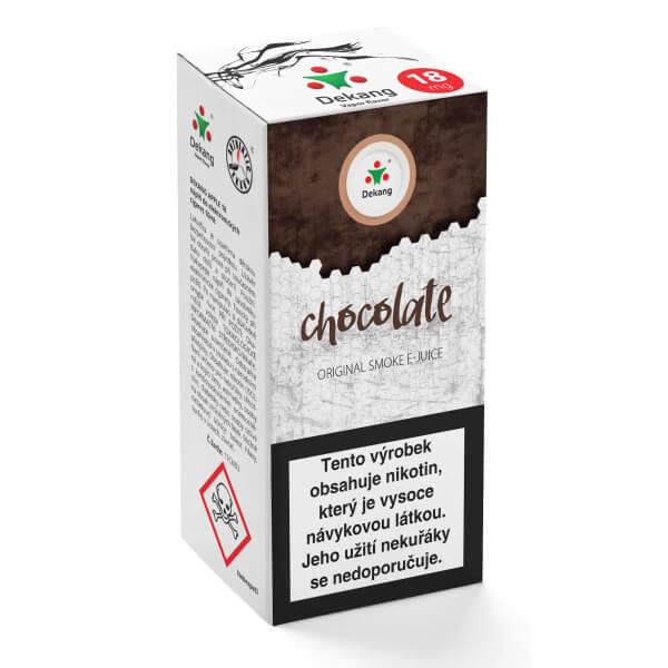 E-liquid Dekang Čokoláda