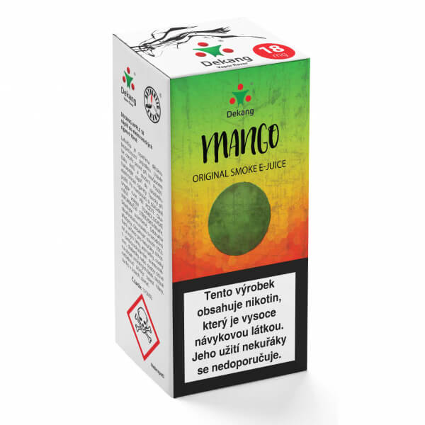 E-liquid Dekang Mango