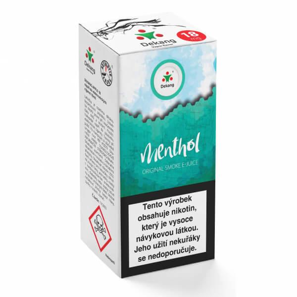 E-liquid Dekang Menthol