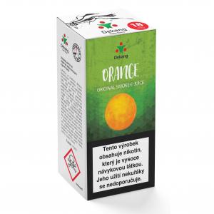 E-liquid Dekang Orange (pomeranč)
