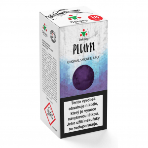 E-liquid Dekang Plum Tab (sušená švestka)