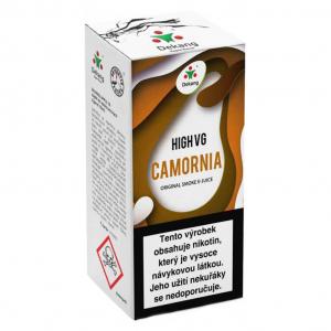 E-liquid Dekang High VG Tabák s ořechy, Camornia
