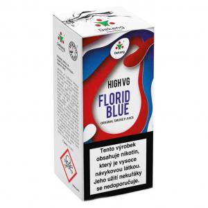 E-liquid Dekang High VG Ledové borůvky, Florid Blue