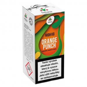 E-liquid Dekang High VG Sladký pomeranč, Orange Punch