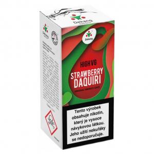 E-liquid Dekang High VG Jahodový koktejl, Strawberry Daquiri