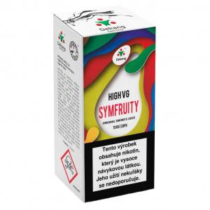 E-liquid Dekang High VG Ovocný mix, Symfruity