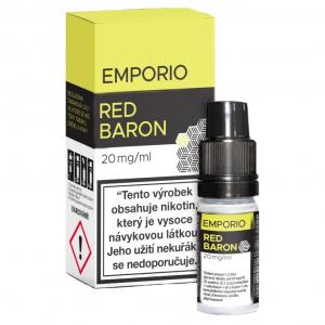 E-liquid Emporio SALT Red Baron (rybíz s lesním ovocem)