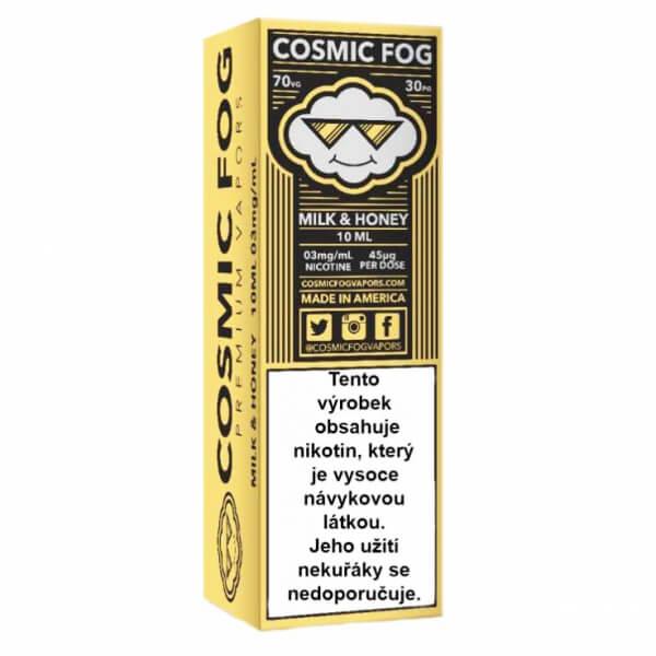 E-liquid COSMIC FOG  Milk and Honey