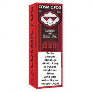 E-liquid COSMIC FOG Sonrise