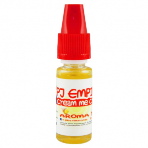 Příchuť PJ Empire 10ml Cream Me Crazy (Vanilková kremrole)