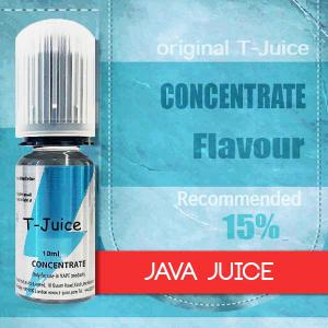 Příchuť T-Juice Java Juice 10ml