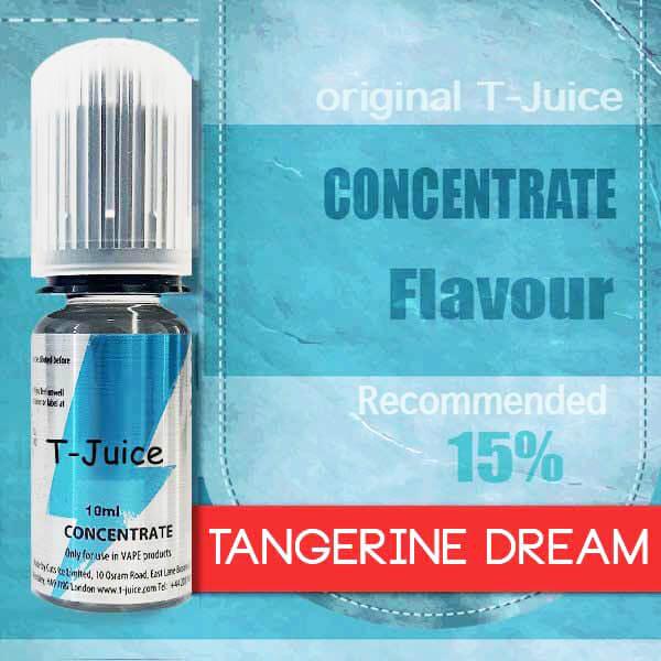 Příchuť T-Juice Tangerine Dream 10ml