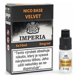 Nikotinová báze IMPERIA 5x10ml PG20-VG80 3mg