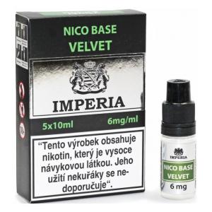 Nikotinová báze IMPERIA 5x10ml PG20-VG80 6mg