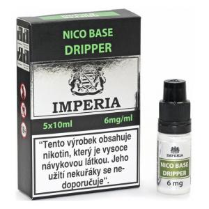 Nikotinová báze IMPERIA 5x10ml PG30-VG70 6mg