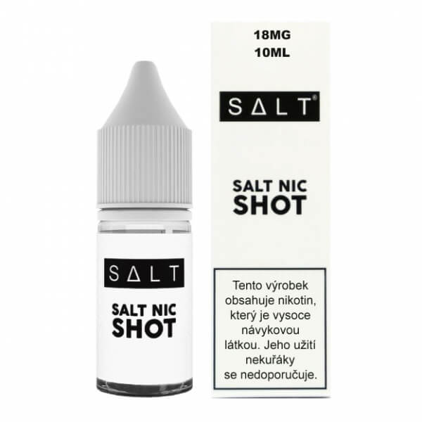 Booster Juice Sauz SALT Nic Shots 10ml - 18mg