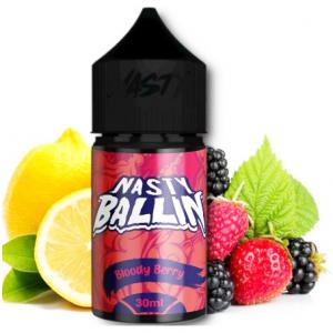 Příchuť Bloody Berry Nasty Juice - Ballin 30ml