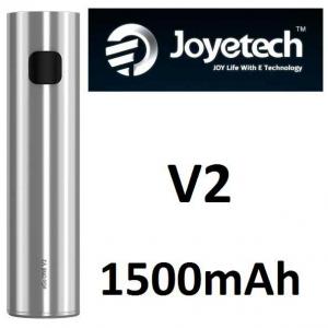 Joyetech eGo ONE V2 baterie 1500mAh, stříbrná