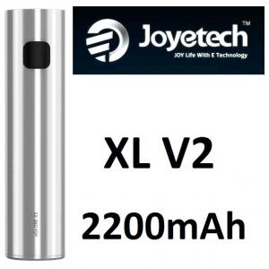 Joyetech eGo ONE XL V2 baterie 2200mAh, stříbrná