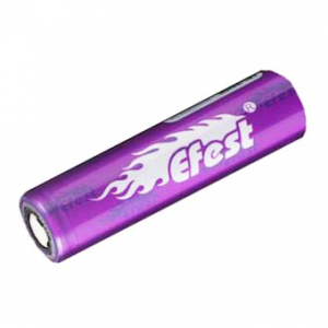 Efest baterie typ 18650, 3000mAh, 35A