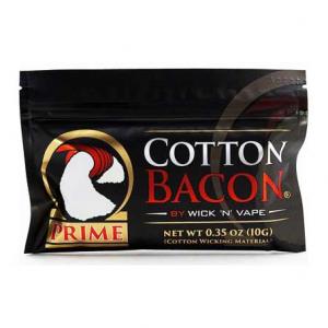 Wick n Vape Cotton Bacon Prime, organická bavlna