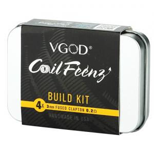 VGOD Pro Coils Organická bavlna a spirálky