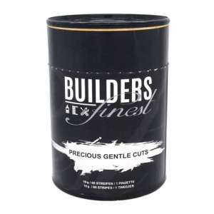 Builders Finest Precious Gentle Cuts Organická bavlna 60ks