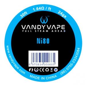 Vandy Vape Ni80 odporový drát, 10m