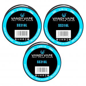 Vandy Vape SS316 odporový drát, 9m