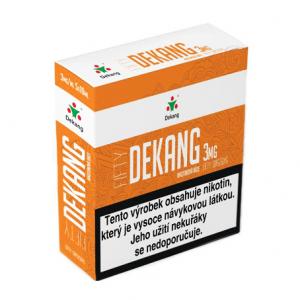 Nikotinová báze Dekang Fifty 5x10ml PG50-VG50 3mg