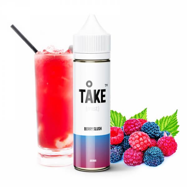 Příchuť ProVape Take Mist Berry Slush - Bobulovitá ledová tříšť (20ml)