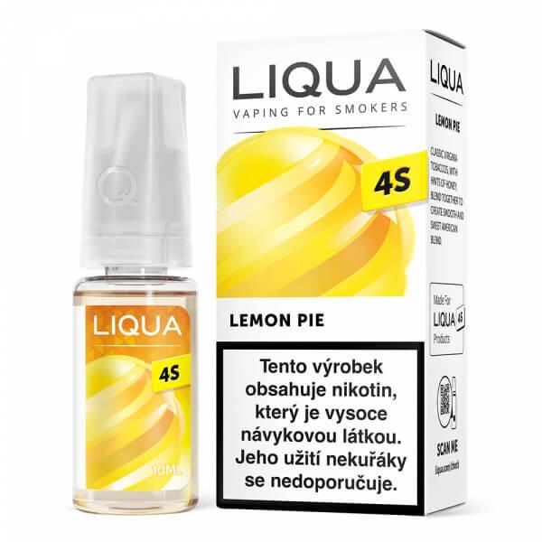 E-liquid Liqua 4S Citrónový koláč (Lemon Pie)