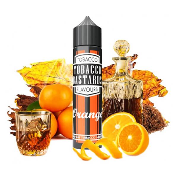 Příchuť Tobacco Bastards Orange - Flavormonks - pomeranč a tabák (10ml)
