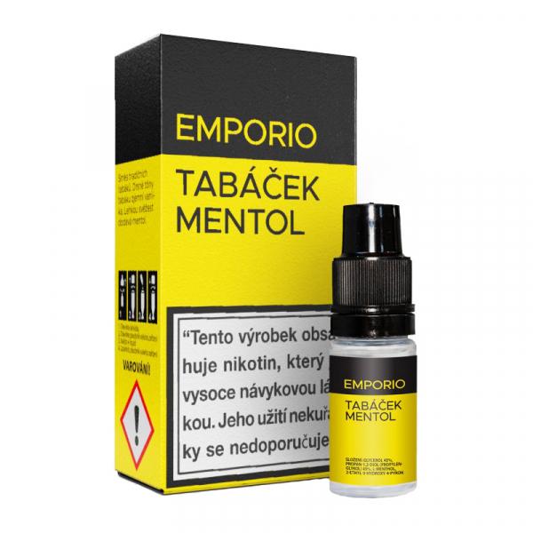 E-liquid Emporio Tobacco - Menthol