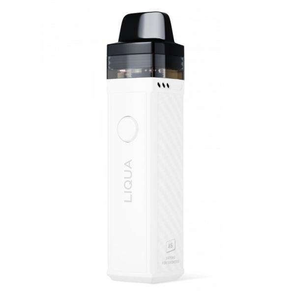 Liqua 4S Vinci elektronická cigareta 1500mAh, bílá