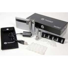 Elektronická cigareta Joyetech eGo-C, 1000 mAh, Stříbrná, 2ks