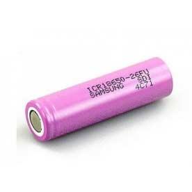 Samsung baterie typ 18650, 2600 mAh