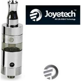 Joeytech eMode, kompletní atomizér, stříbrný