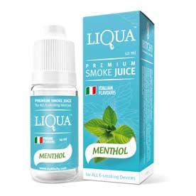 E-liquid LIQUA Menthol