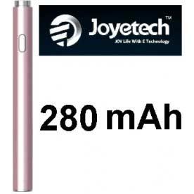 Baterie Joyetech 510CC, 280mAh, růžová