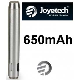 Baterie Joyetech eCom, 650mAh, stříbrná