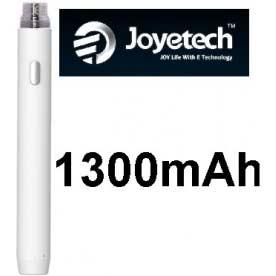 Joyetech eCom-C Twist baterie, 1300mAh, bílá
